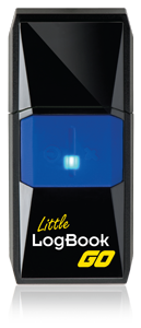 Little LogBook GO - portable logging device for people on the GO!